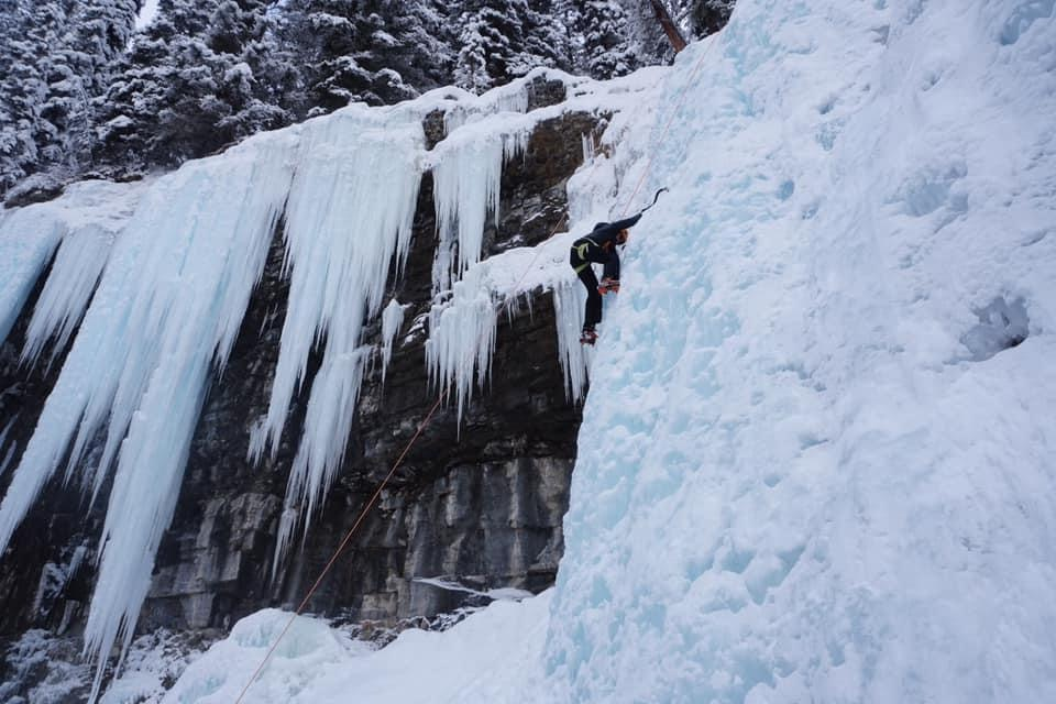 Ice Hacks Of The Climbing Kid
